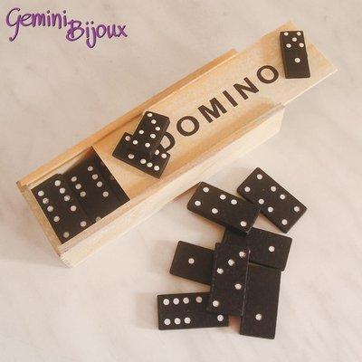 Gioco del Domino con decorazione in fimo
