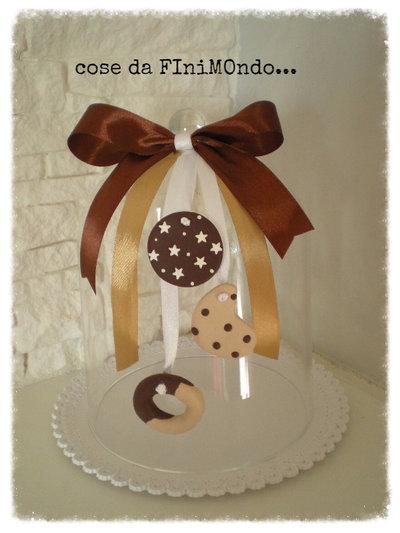 Campana porta biscotti/dolcetti