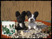 tenerissimi cuccioli portachiavi