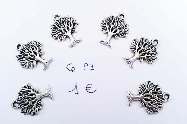 6 ciondoli alberelli