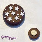 Calamita Magnete in fimo biscotto pandistelle