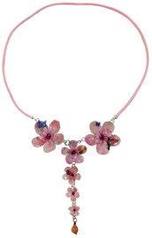 Collana fiori di ciliegio 02