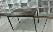 tavolo legno massello