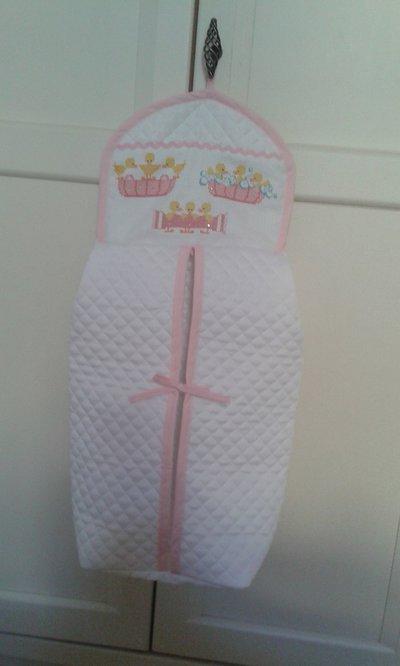 Porta pannolini paperelle bambini accessori beb di - Porta pannolini ...