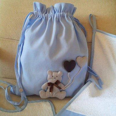 Sacca fantasiosa per bambino - Idea regalo