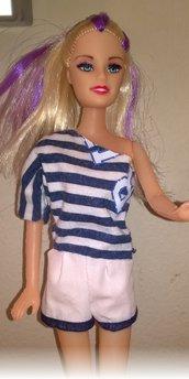 completo per barbie