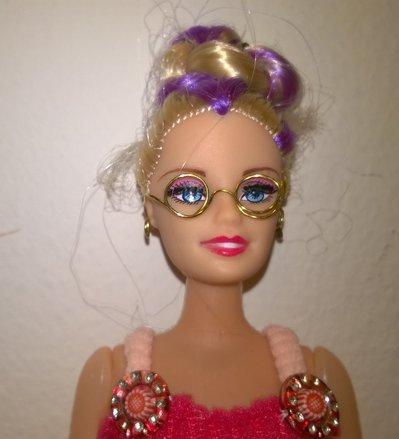 occhiali per barbie