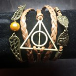 Bracciale Multifile Harry Potter