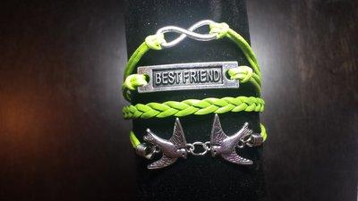 Bracciale Multifile Best Friend migliori amiche