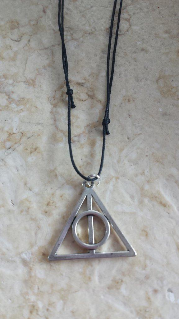 Collana Harry Potter Doni della Morte