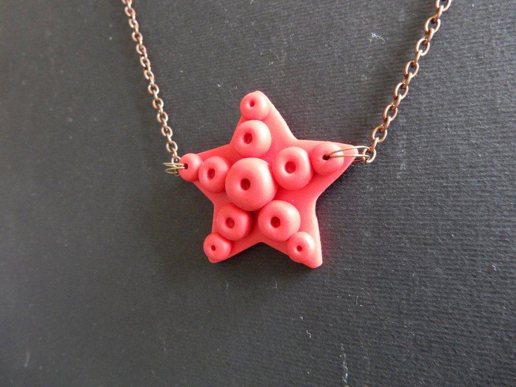 Catena stella marina