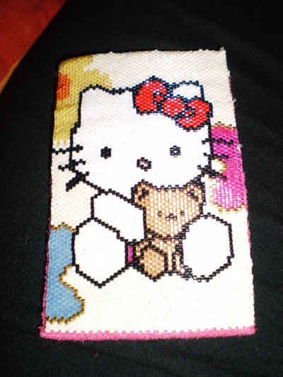 Portacellulare - Hello Kitty