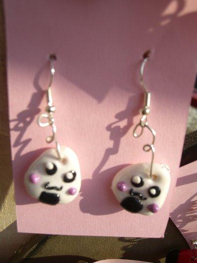 orecchini onigiri
