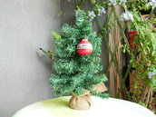 Palla di Natale in ceramica