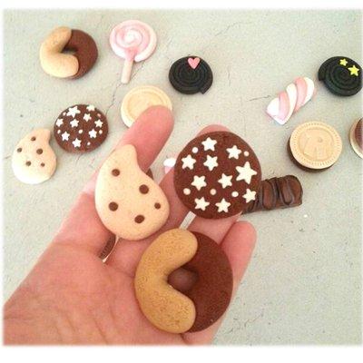 Calamite biscotti 3 pezzi