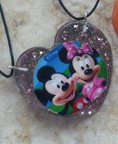 Collana Personaggi Topolino e Minnie