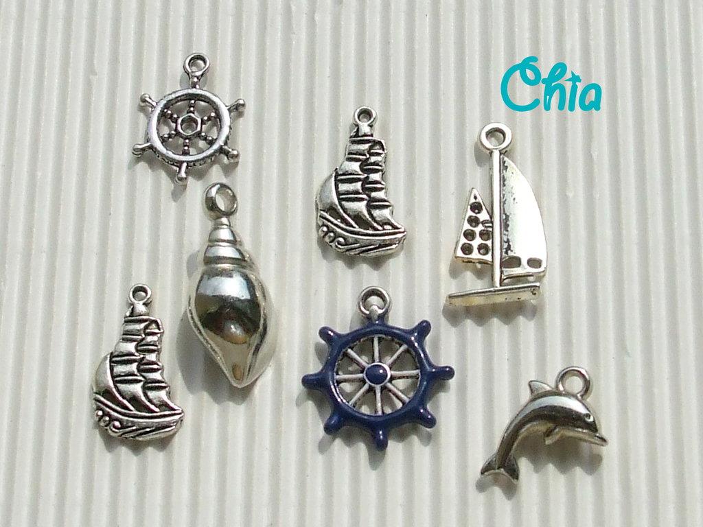 set 7 charms marino