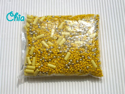 Maxi lotto conteria mix perline varie forme 110gr