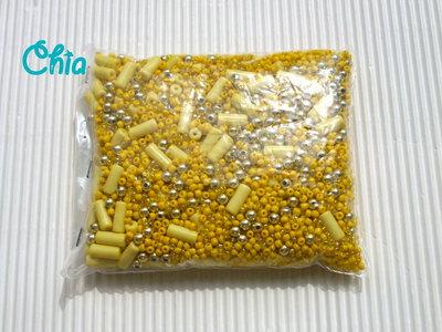 Maxi lotto conteria mix perline varie forme 110gr