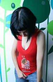 Tarot T-Shirt - Maglietta Tarocchi - Black Red White