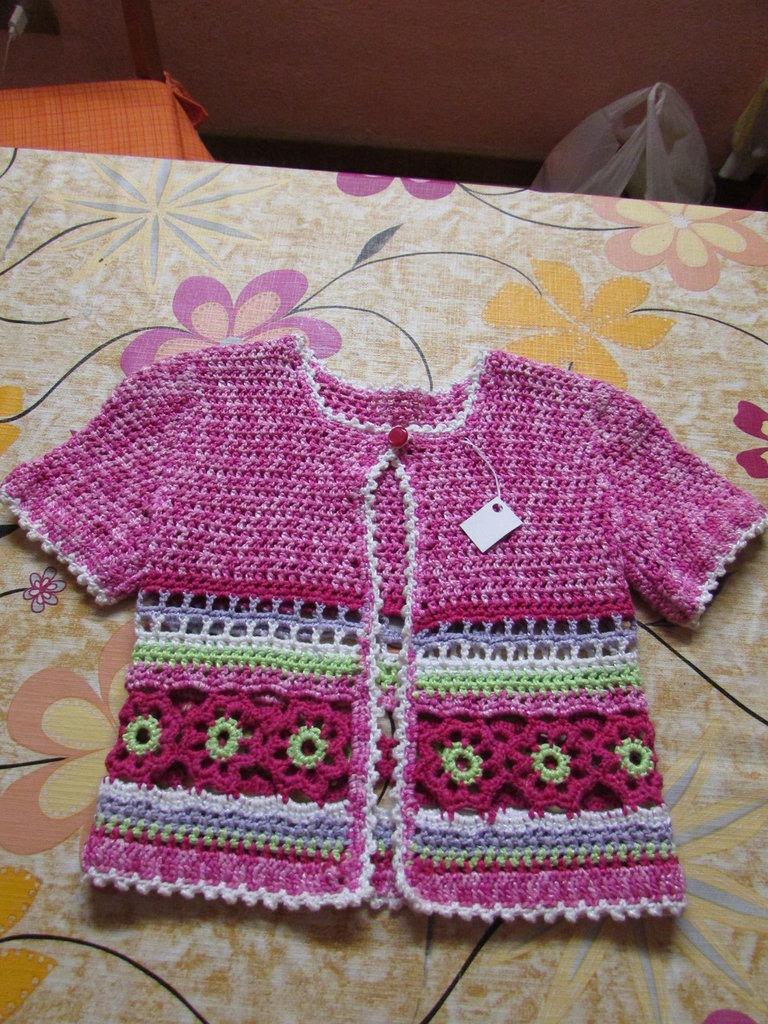 maglia di cotone per bimba di 12-18 mese