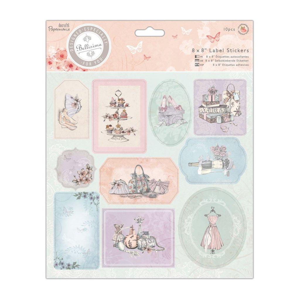 Label Stickers - Bellisima