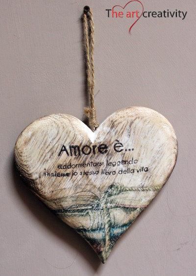 """Cuore """"Amore è..."""""""