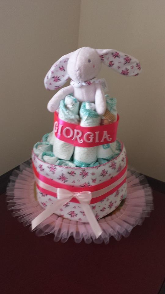 torte di pannolini personalizzabili