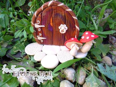 Fairy doors porticina incantata
