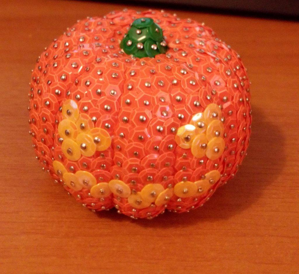 Zucca di Halloween (personalizzabile)