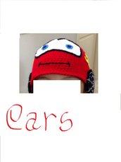 Cappellino di Cars Saetta Mcqueen