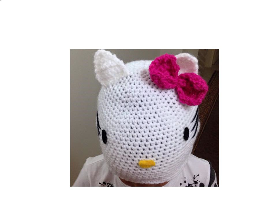 Cappellino di Hello Kitty