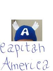 Cappellino Capitan America