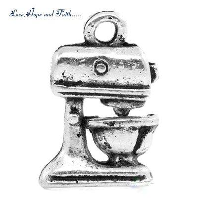 """Charm ciondolo """"Attrezzi da cucina"""" (16x11mm) (cod.24769)"""