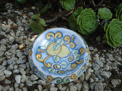 Tornaresto in ceramica