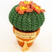 Cactus Amigurumi - Cactus all'uncinetto