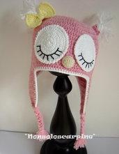 cappello gufo 3