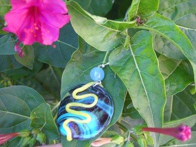 orecchini fantasia colorati
