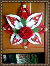 Stella di Natale Rossa