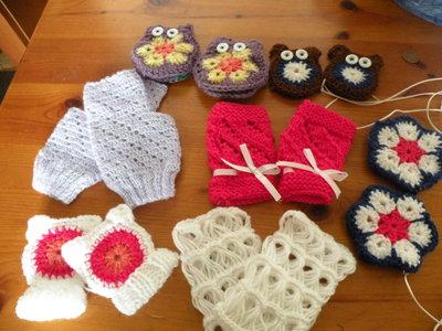 guanti per bambini