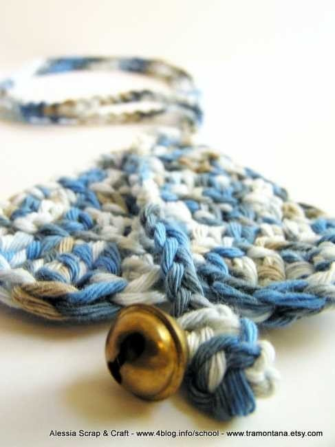 Simple Life Blue Necklace