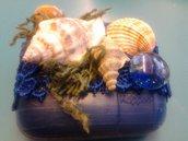 Saponetta blu Marina