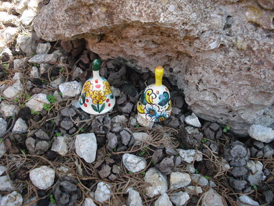 Campanelline in ceramica
