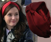 CERCHIETTO GOSSIP GIRL TURBANTE