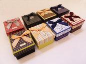 Scatoline scatole confezione regalo portagioie
