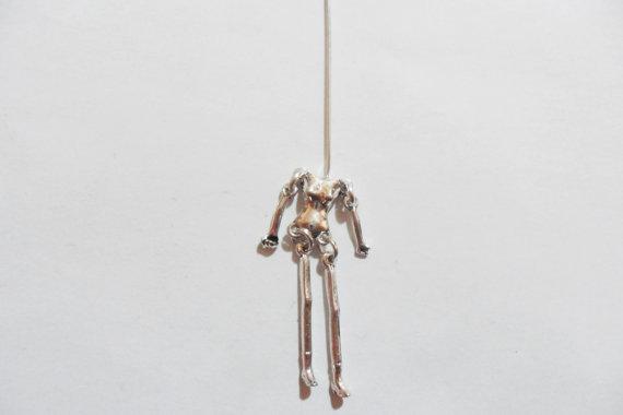 Base costruzione metal dolls colore argento