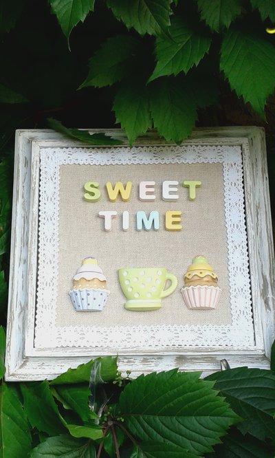 "Quadretto ""Sweet time"""