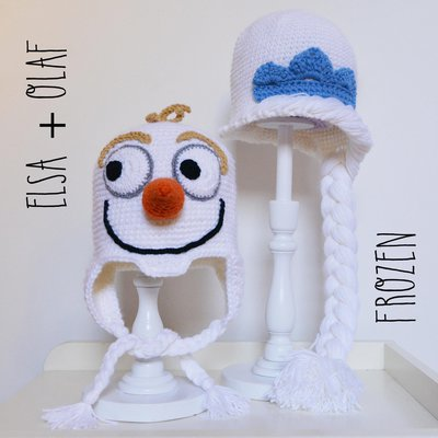 Amigurumi | Crochet Olaf Tutorial - YouTube | 400x400