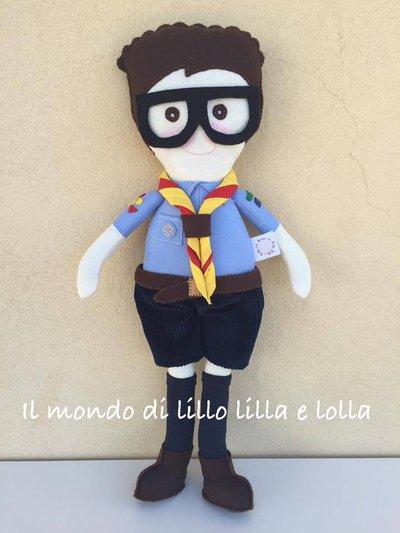 antonio bambola scout