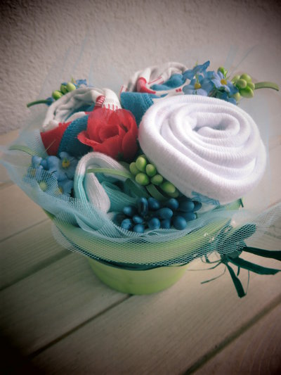 bouquet idea regalo bimbo